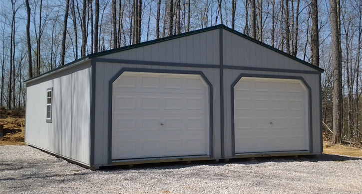 Mountaineer Buildings - Your #1 Backyard Storage Solutions