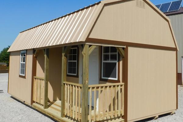 Lofted Cabin Your 1 Backyard Storage Solution